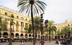 Barri Gòtic Neighborhood in Barcelona