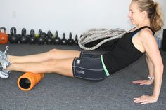 10 Self-Myofascial Release Exercises for Runners | ACTIVE