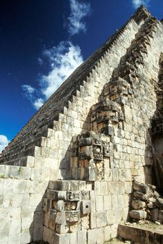 Uxmal, Mexico. Would be absolutely Amazing to experience these incredible ruins in person.