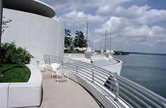 Frank Lloyd Wright Monona Terrace - Madison, WI