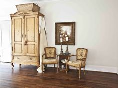 love the armoire ,chairs-everything about it!!!!!!!!!