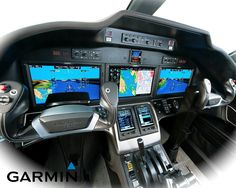 flygcforum.com ✈ GARMIN AVIATION TECHNOLOGY ✈ Garmin G5000 Beechjet Retrofit ✈ G5000 is highly configurable and upgradeable. It can support technology as it becomes available, including NextGen and SESAR. Options, such as traffic receivers, satellite weather and communications and digital radar, can easily be added.
