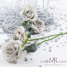 id/éal pour d/écoration de table de mariage Photophore en verre stri/é dor/é effet patine ancienne Ginger Ray