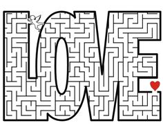 Free Printable valentines day mazes puzzles worksheets for kids.free online valentines day mazes puzzles activities worksheets for.print out valentines day preschool. Wedding Coloring Pages, Coloring For Kids, Coloring Pages For Kids, Coloring Books, Valentine Coloring Pages, Kids Table Wedding, Wedding With Kids, Free Wedding, Wedding Reception