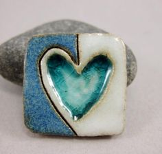 MyLand - Love Finland - Collectible 3x3 cm or 1.2x1.2 in. puzzle in stoneware by elukka on Etsy https://www.etsy.com/listing/235050380/myland-love-finland-collectible-3x3-cm
