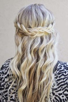 Charmingly Styled: braids on braids on braids.