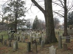 """One of my favorite ghost stories is """"The Legend of Sleepy Hollow"""" by Washington Irving. So, when Mom was approached to do a ritual at Sleepy Hollow Cemetery for a kid's paranormal television show,…"""