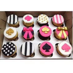 Kate Spade Cupcakes - ladies bags sale, evening clutch bags, handmade leather bags *ad