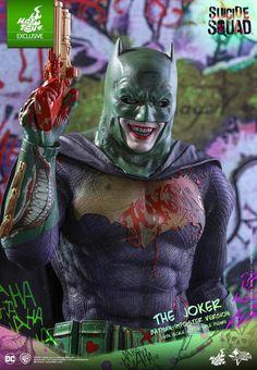 史上最花俏的蝙蝠俠來囉?!Hot Toys – MMS384 – 自殺突擊隊【偽蝙蝠俠:小丑】The Joker Batman Imposter Ver. 1/6 比例人偶作品 | 玩具人Toy People News