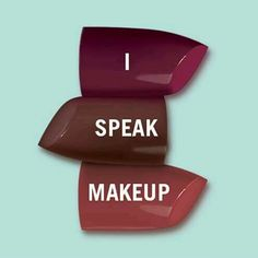 Our beauty consultants are there for your convenience. If you ask them, you'll find they are fluent in makeup.