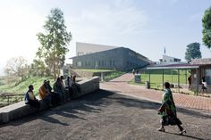MASS Design Group wins Zumtobel Award for Butaro Hospital | News | Archinect