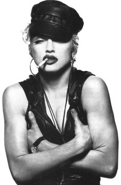 Madonna by Demarchelier, 1991