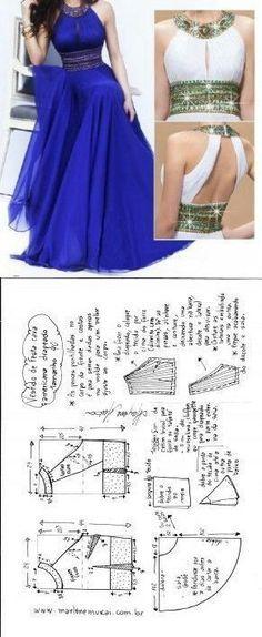Party dress...