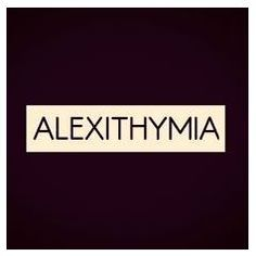 Autism Corner: Alexithymia and Emotion Recognition in Autism-pinned by @PediaStaff – Please Visit  ht.ly/63sNt for all our pediatric therapy pins
