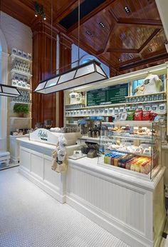 Ralph's Coffee is the first-ever coffee shop from iconic designer and coffee devotee Ralph Lauren.