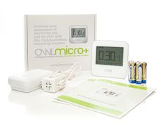 Owl Micro + Wireless Energy Monitor - The latest energy monitor in our shop. Its only £29.99.