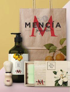 Packaging   Mencia Natural Care