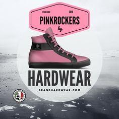"""""""PINKROCKERS"""" by HARDWEAR"""