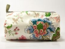 Trousse ronde fleurie -  Collection Garden State - www.huka-shop.com