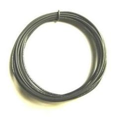 Solid Core 22 Gauge Guitar Circuit Wire-Red | Wire, Gauges and Guitar