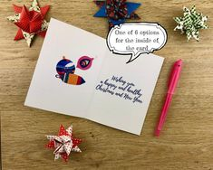 6. Scandi Dove Christmas Card. Printable. Easy to print. image 3