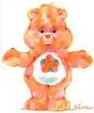 Classic True Heart Bear
