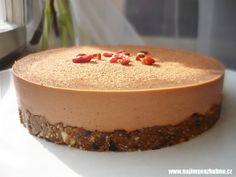 Čokoládovo-banánový dort s chilli Cheesecakes, Pudding, Cooking, Desserts, Recipes, Medium, Kitchen, Tailgate Desserts, Deserts