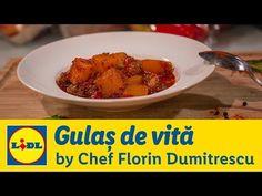 Gulas de vita • Gateste cu Chef Florin Dumitrescu - YouTube