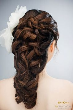 hair do for the big day