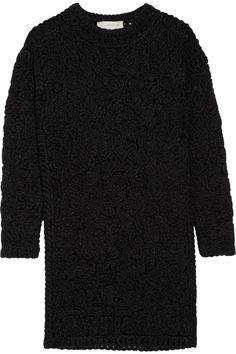 STELLA MCCARTNEY Knitted Sweater Dress. #stellamccartney #cloth #dress
