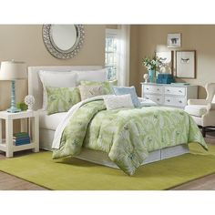 Mary Jane's Home Enchanted Grove Comforter Set