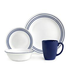 Corelle Livingware 16-Piece Dinnerwar…