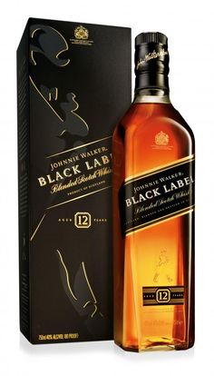 Johnnie Walker Black Label 12 años