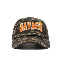 Tactical Savage Dad Hat features Seize&Desist Los Angeles x Nerdy Fresh Adjustable fit Deconstructed Dad cap Strapback buckle Pre-curved Bill Low Crown Cotton Work Fashion, Mens Fashion, Swag Fashion, Fashion Hats, New York Fashion Week 2017, New Years Eve Dresses, Dad Caps, Just For Fun, Savage