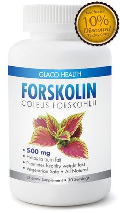 Forskolin 500mg per serving - Accelerates weight loss - Appetite suppressant - Helps lean muscle -secret code buy 3 bottles and get 10% off