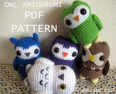 A fun blog where the author posts free patterns ever now and then from amigurumi to accessories. :)