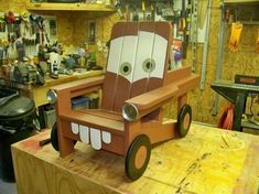 Wood Pallet Furniture Ideas for Kids