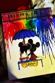 Mickey and Minnie. by brandynoelle on deviantART