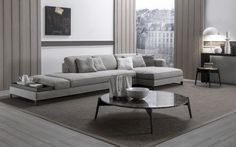 Davis Flat by Frigerio from Pure Interiors  