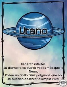 EL SISTEMA SOLAR - Imagenes Educativas Solar System, Did You Know, Spanish, Homeschool, Science, Geography, Space Activities Kids, Geography Activities, Solar System Planets