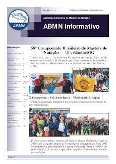 FRANCISSWIM - ESPORTES AQUÁTICOS: INFORMATIVO ABMN EDIÇÃO 98