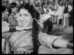 Jatt kudiyan to darda maara Mohd Rafi Shamshad Begum Film Bhangra (1959)...