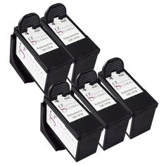Refurbished Sophia Global Lexmark 4 Remanufactured Ink Cartridge Replacements