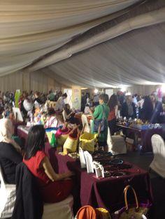 International Craft Fair at the Hilton Hotel
