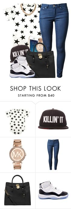"""""""KILLIN' IT"""" by oh-aurora ❤ liked on Polyvore featuring Lauren Conrad, MICHAEL Michael Kors, Acne Studios, Concord, women's clothing, women's fashion, women, female, woman and misses"""