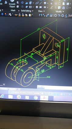 Autocad Training, Orthographic Drawing, Cad Computer, Mechanical Projects, Civil Construction, Photoshop, Cad Drawing, Technical Drawing, Colorful Wallpaper