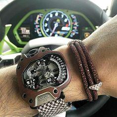 Isn't this freaking watch just too damn ? Repost @santa_laura  #itsgoodtobebad www.vainvillain.com