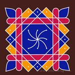 This page provides Dot Rangoli Designs and Patterns for Hindu festivals. In Tamil Nadu Rangoli is known as Kolam, Mandana in Rajasthan, Chowk Purna in Northern India, Alpana in West Bengal, Aripana in Bihar and Muggu in Andhra Pradesh. Rangoli Kolam Designs, Rangoli Ideas, Rangoli Designs Images, Rangoli Designs With Dots, Kolam Rangoli, Rangoli With Dots, Beautiful Rangoli Designs, Simple Rangoli, Rangoli Borders