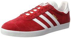 Adidas Originals Gazelle, Zapatillas Unisex Adulto, Rojo ... https://www.amazon.es/dp/B01EI9LCKU/ref=cm_sw_r_pi_dp_U_x_-VYoBbRBS4255