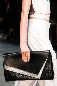 Helmut Lang Spring 2014 RTW - Details - Fashion Week - Runway, Fashion Shows and Collections - Vogue